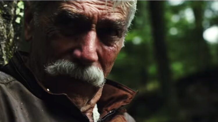 Sam Elliot 750x422 - Check Out the Trailer for THE MAN WHO KILLED HITLER AND THEN THE BIGFOOT