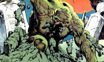 Swamp Thing Comic 400x240 - Check Out the Foggy Atmospheric Swamp from the Upcoming SWAMP THING TV Series
