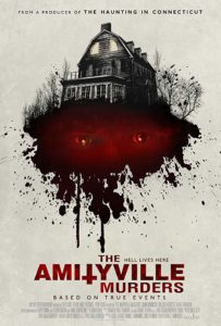 The Amityville Murders 2019 Poster 203x300 - Dread X: THE AMITYVILLE MURDERS' Diane Franklin Shares Her Top 10 Horror Movies Based on True Events