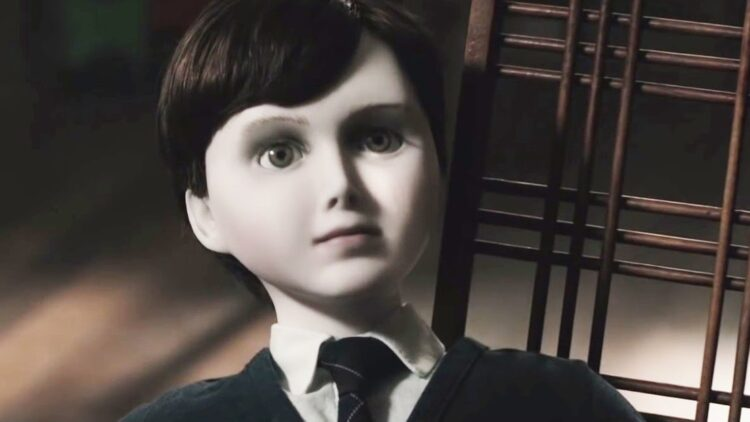 """The Boy Brahams Banner 750x422 - Katie Holmes Faces an Evil Doll in """"Frist Look"""" at BRAHMS: THE BOY II"""