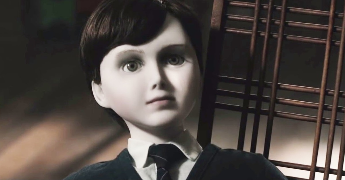 "The Boy Brahams Banner - Katie Holmes Faces an Evil Doll in ""Frist Look"" at BRAHMS: THE BOY II"