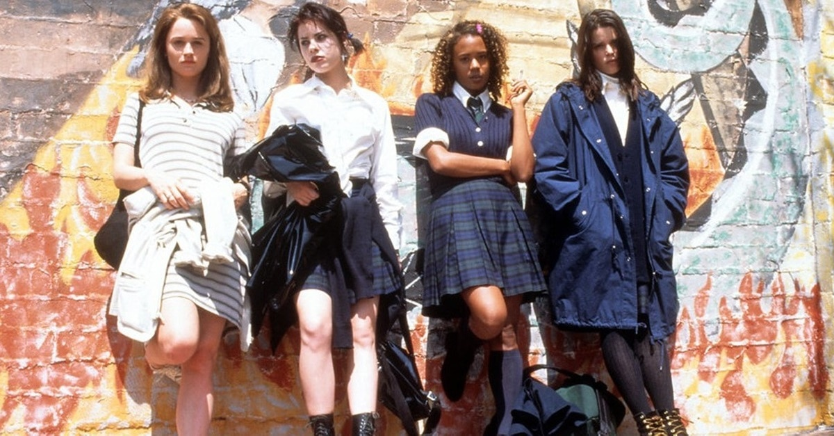 The Craft 1996 Banner - More Casting News for Blumhouse's Remake of THE CRAFT