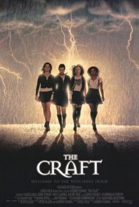 The Craft Poster 201x300 - What's Up, Witches? Complete Coven is Getting Back Together for THE CRAFT Reunion This March