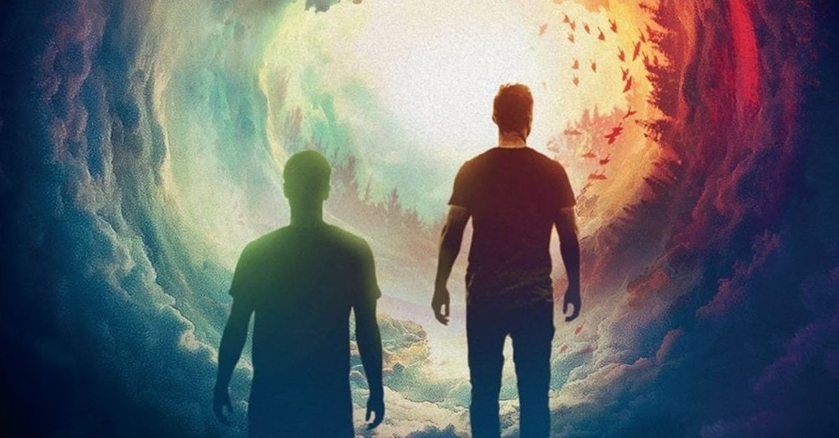 The Endless Poster Clip  - First Look at THE ENDLESS Filmmakers' Next Sci-Fi Tinged Drug Horror SYNCHRONIC