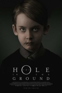 The Hole in the Ground Poster 202x300 - Latest Trailer for A24's THE HOLE IN THE GROUND Even Scarier Than the First