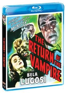 The Return of the Vampire 215x300 - Bela Lugosi's THE RETURN OF THE VAMPIRE Arrives on Blu-ray This February from Scream Factory