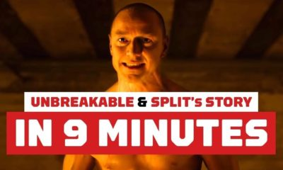 Unbreakable and Split in 9 minutes banner 400x240 - Before You See GLASS: This 9-Minute Video Will Get You Refreshed on UNBREAKABLE & SPLIT