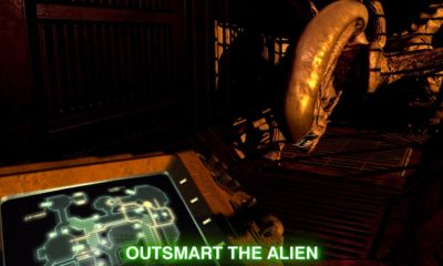 alienblackoutbanner 400x240 - Amanda Ripley Returns in ISOLATION Non-Sequel ALIEN: BLACKOUT