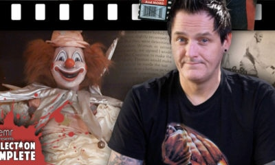 clark collection complete 400x240 - Ever Wondered What Happened to the Clown from POLTERGEIST?