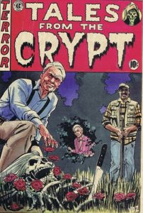 curiosity1 202x300 - Exhuming TALES FROM THE CRYPT: Curiosity Killed the Werewolf