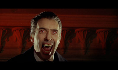 dracula prince banner 400x240 - DRACULA: PRINCE OF DARKNESS Blu-ray Review - Lee Loses the Eloquence for Pure Evil