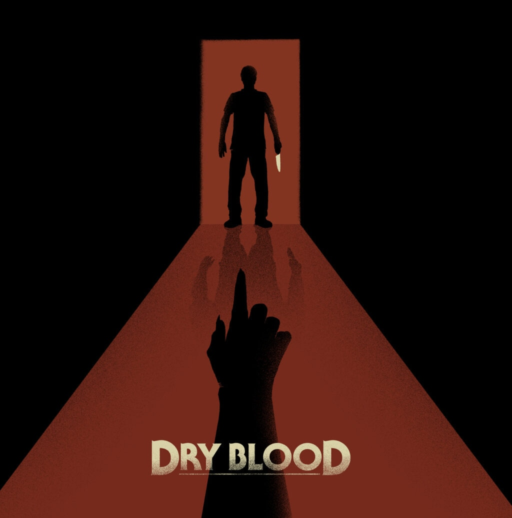drybloodvinylinsert 1024x1036 - DREAD Presents: Burning Witches Record's DRY BLOOD Vinyl is On Sale Now!