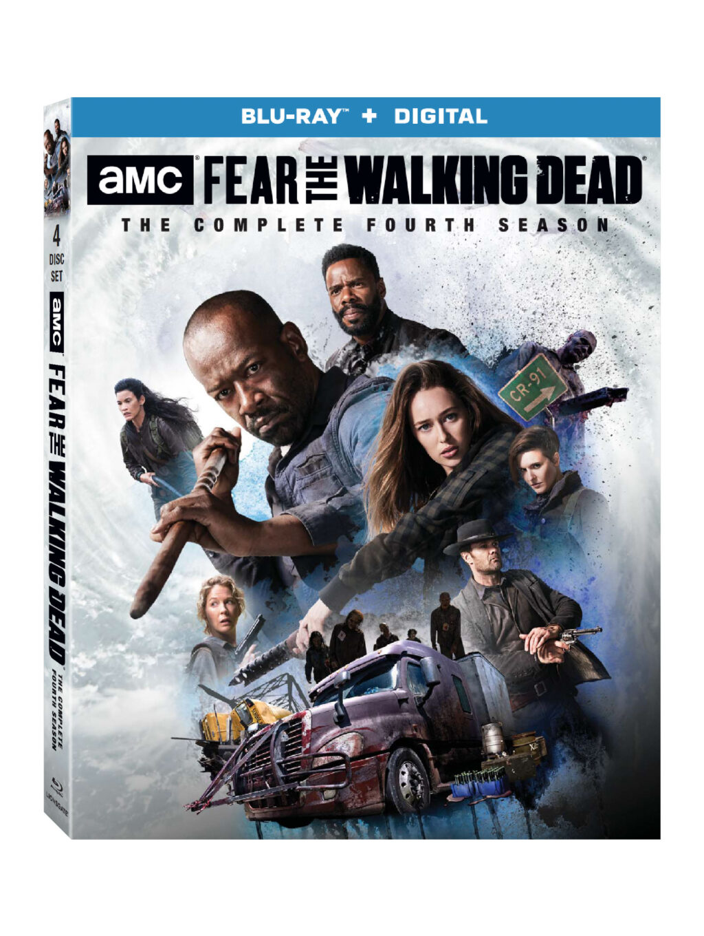 fearthewalkingdeadseason4 1024x1360 - FEAR THE WALKING DEAD Season 4 Gets March Home Video Release Date