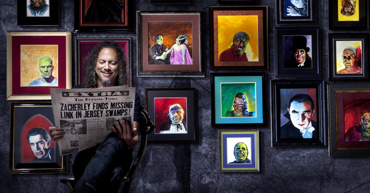 kirkhammetthorrorbanner1200x627 - METALLICA's Kirk Hammett Bringing His Horror and Sci-Fi Collection to Toronto's ROM This Year