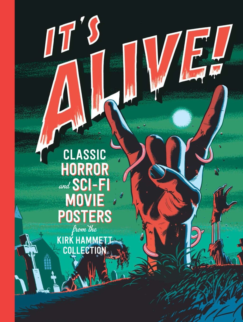 kirkhammettitsalivecover 1024x1354 - METALLICA's Kirk Hammett Bringing His Horror and Sci-Fi Collection to Toronto's ROM This Year