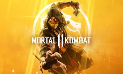 mortal kombat 11 scorpion box art 400x240 - MORTAL KOMBAT 11 Box Art Unveiled: Gameplay Reveal Coming This Week
