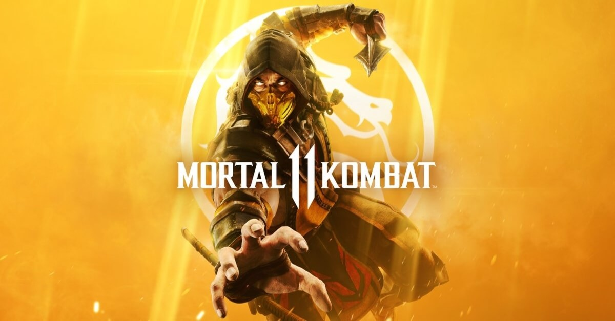 mortal kombat 11 scorpion box art - MORTAL KOMBAT 11 Box Art Unveiled: Gameplay Reveal Coming This Week