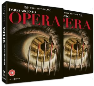 opera dual edition blu ray dvd and numbered slipcase e1539865237406 300x274 - In Exclusive Clip, Alan Jones Reveals Intimate Details of Argento's OPERA, Now on Blu-ray/DVD