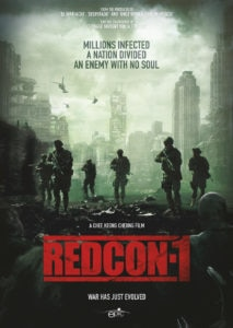 redcon1poster 213x300 - DREAD Presents: 10 Zombies That Didn't Make The Cut in REDCON-1