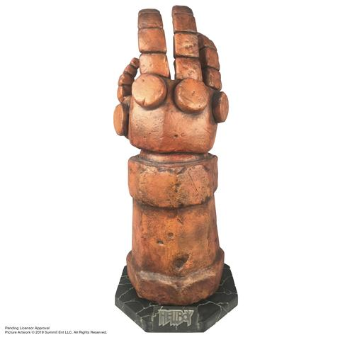 """2019 01 30 15.02.42 R large - Punch like HELLBOY with Life-Sized """"Right Hand of Doom"""" Replica from Chronicle Collectibles"""