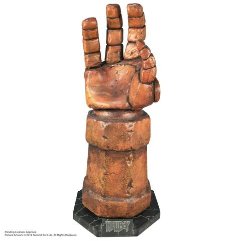 """2019 01 30 15.03.34 R large - Punch like HELLBOY with Life-Sized """"Right Hand of Doom"""" Replica from Chronicle Collectibles"""