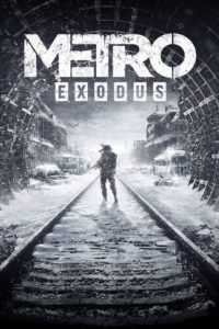 537429 metro exodus xbox one front cover 200x300 - METRO: EXODUS Review - Still Technically About Trains