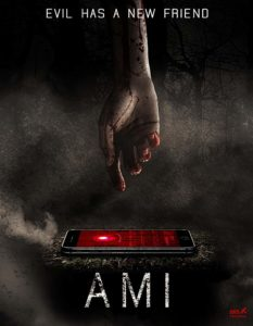 AMI Poster 233x300 - First It Helps You, Then It Hurts You: Chilling Trailer for Techno-Horror AMI