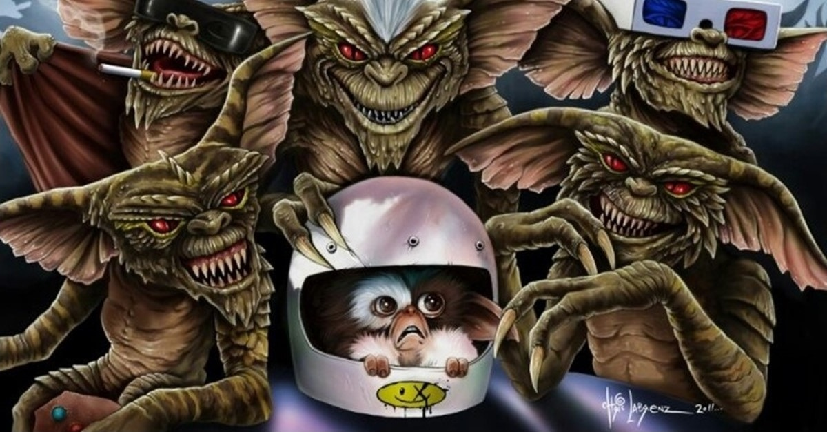Animated Gremlins - GREMLINS Animated Series in Production at WarnerMedia Streaming
