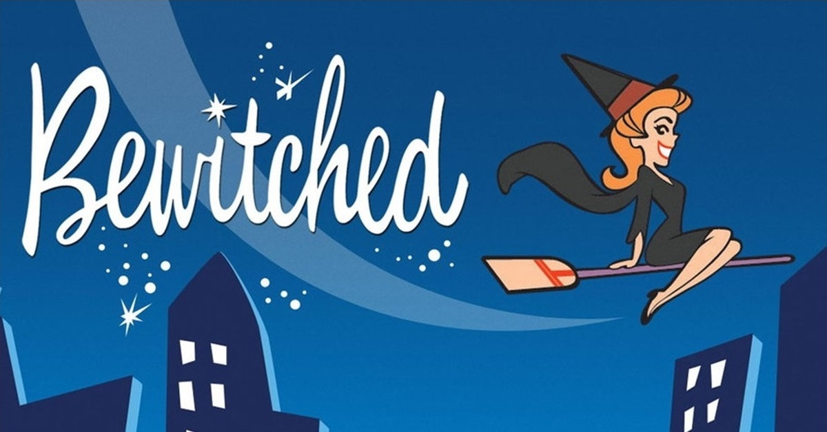 """Bewitched Banner - Details of ABC's BEWITCHED Reboot Hit the Internet; Samantha Displays """"Female Empowerment"""""""