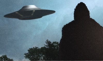 Bigfoot UFO 400x240 - Got 5K? You Can Hunt Bigfoot & Aliens with MVP Baseball Phenom Jose Canseco