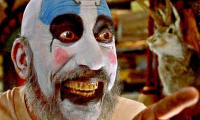 Captain Spauling 400x240 - Rob Zombie Toyed with the Idea of a HOUSE OF 1000 CORPSES Broadway Musical