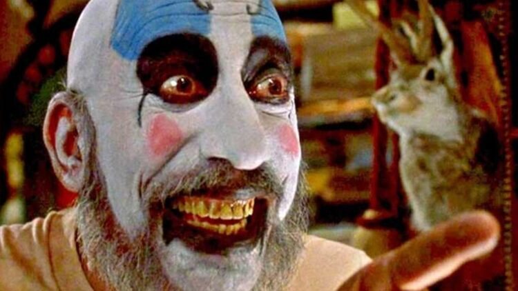 Captain Spauling 750x422 - Rob Zombie Toyed with the Idea of a HOUSE OF 1000 CORPSES Broadway Musical