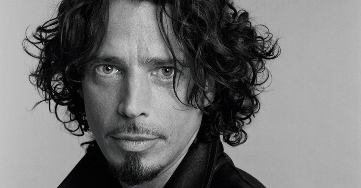 Chris Cornell - Brad Pitt is Making a Documentary about SOUNDGARDEN/AUDIOSLAVE Frontman Chris Cornell