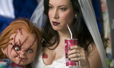 Chucky and Tilly 400x240 - Jennifer Tilly (& Tiffany) Weigh in on CHILD'S PLAY Remake After Trailer Release