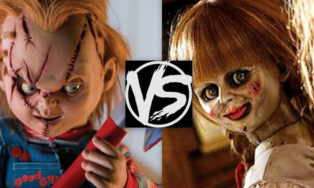 Chucky vs Annabelle Banner 1000x600 - Chucky VS Annabelle: Who is the Ultimate Horror Movie Doll?