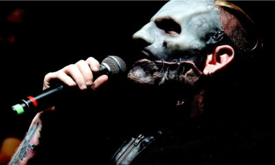 Corey Taylor Slipknot 400x240 - SLIPKNOT's Corey Taylor Entering Hip-Hop Arena with Kid Bookie Collaboration