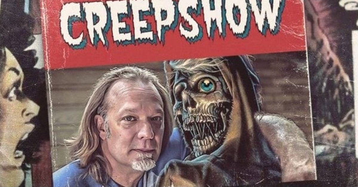 Creepshow TV Series - Interview: Geeking Out Over CREEPSHOW with Greg Nicotero