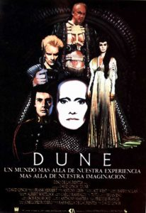 Dune 1984 Poster 2 206x300 - How Does Kyle MacLachlan Feel About Denis Villeneuve's DUNE Reboot?