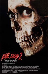 Evil Dead 2 Poster 194x300 - Official EVIL DEAD 2: DEAD BY DAWN Escape Room Coming to Seattle This Summer