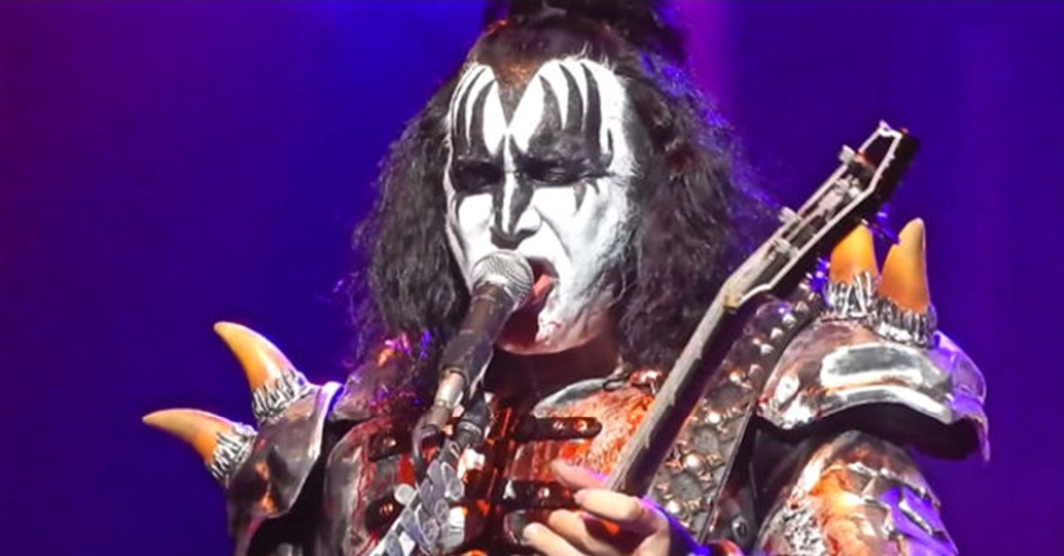 Gene Simmons Banner - Gene Simmons Finally Responds to Ace Frehley's Explosive Accusations