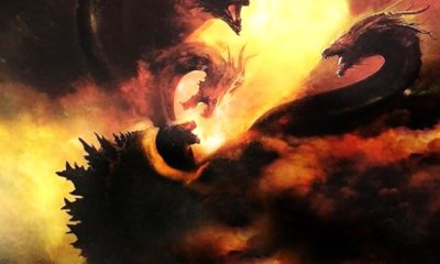 Godzilla King of the Monsters Concept Art 400x240 - Is Godzilla Immortal? Did King Ghidorah Kill Off the Rest of Godzilla's Species?