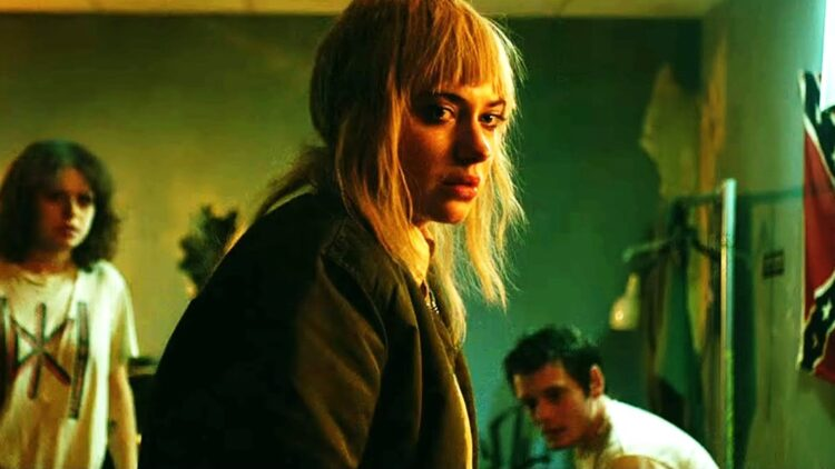 Green Room Imogen Poots Banner 750x422 - Imogen Poots Joins Nic Cage in Post-Apocalyptic Horror PRISONERS OF THE GHOSTLAND