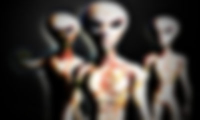 """Grey 06a 400x240 - World Premiere! DREAD: THE UNSOLVED Case File #5 – """"The Alien Ranch"""""""