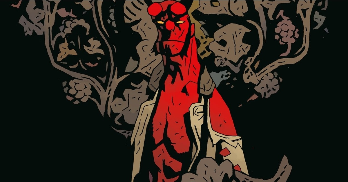 Hellboy 25 Years of Covers Banner - Dark Horse to Publish HELLBOY: 25 YEARS OF COVERS as Hardcover Collector's Edition