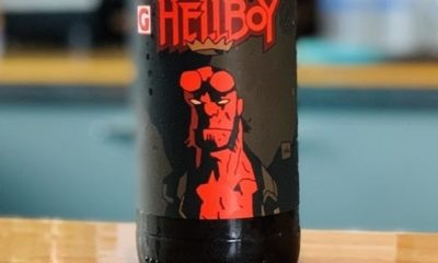 Hellboy Beer Banner 400x240 - Drink Like the Damned with 666 Cases of HELLBOY Beer on Tap