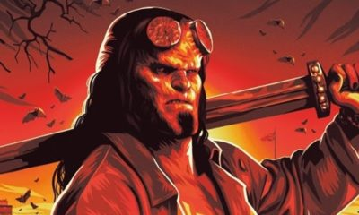 Hellboy The Art of the Film Banner 400x240 - HELLBOY: THE ART OF THE MOTION PICTURE Hardcover Book Will Coincide with Movie Release