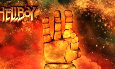 "HellboyFistOfDoom Banner 400x240 - Punch like HELLBOY with Life-Sized ""Right Hand of Doom"" Replica from Chronicle Collectibles"