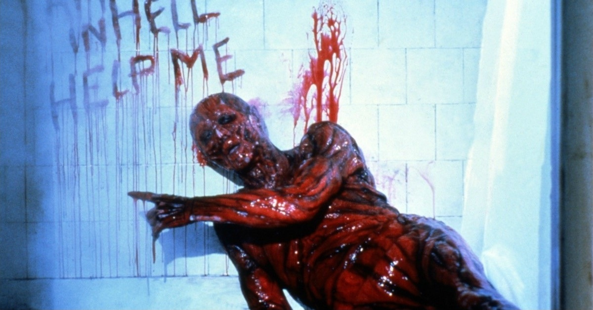Hellraiser 2 banner - Jason Blum is Looking into Rebooting SCREAM and HELLRAISER Franchises