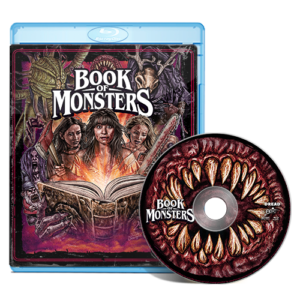 Image from iOS 300x300 - DREAD Presents: BOOK OF MONSTERS Blu-ray Now Available for Pre-order!