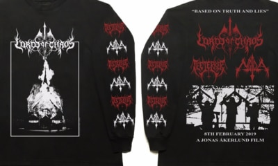 Lords of Chaos T Shirts banner 400x240 - Mark Your Calendar for One of These Limited-Edition LORDS OF CHAOS Long Sleeve Shirts